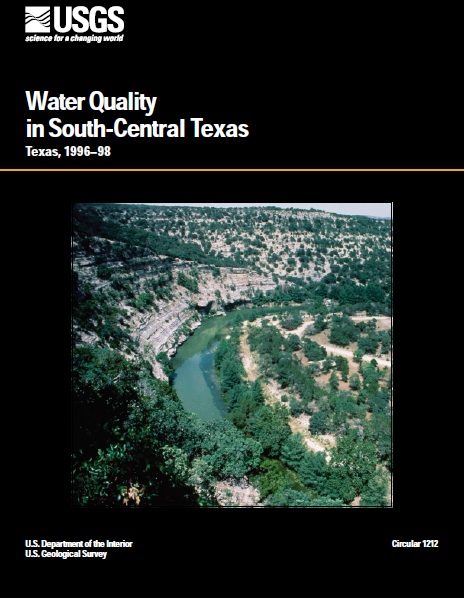 Water Quality in South-Central Texas