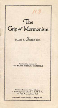 Grip of Mormonism, The