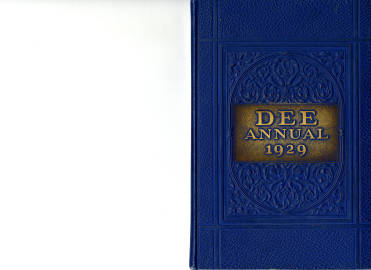 1929 The Dee Annual
