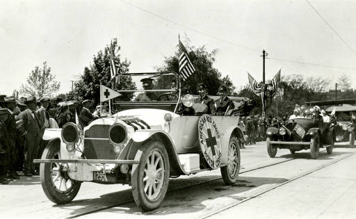 American Red Cross Motor Corps