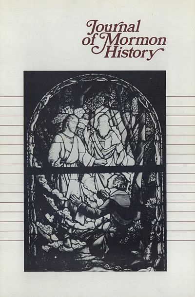 Journal of Mormon History, Volume 07, 1980