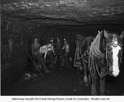 Alton Coal Mine