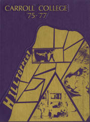 Carroll College Yearbook 75-77