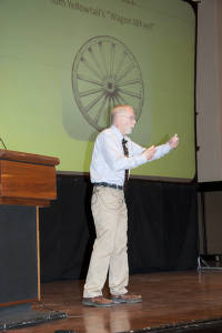 Rodney Frey, Keynote Address - Turning of the Wheel, Photograph 9