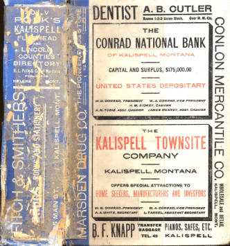 R.L. Polk & Co.'s Kalispell city directory and Flathead and Lincoln Counties directory 1909-10
