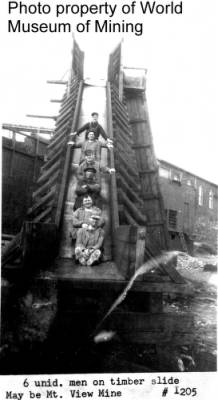 Adams Air Shaft Timber Slide