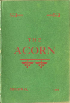 1904 The Acorn Vol. 2 No. 2 December