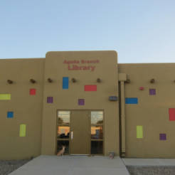 Aguila Branch Library