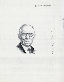 Pen sketches of University of Utah Presidents