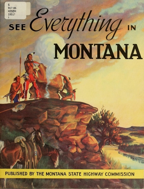 Montana State Publications
